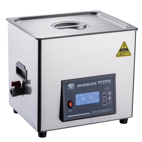 宁波新芝SB-5200DTD超声波清洗机(360瓦)