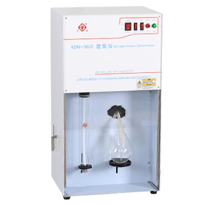 上海纤检KDN-102C定氮仪蒸馏装置(节水型)
