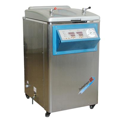 上海三申YM75FN立式压力蒸汽灭菌器(智能+内循环)