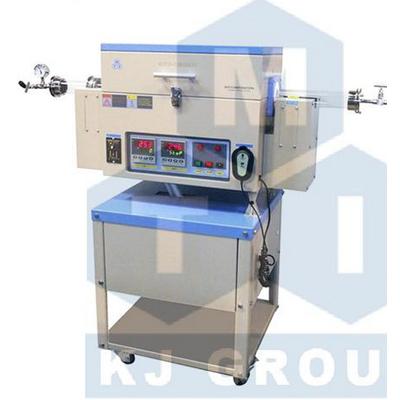 合肥科晶OTF-1200X-R-Ⅱ双温区回转炉