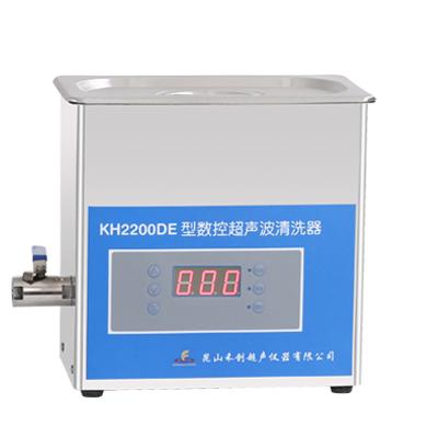 昆山禾创KH2200DE数控超声波清洗机