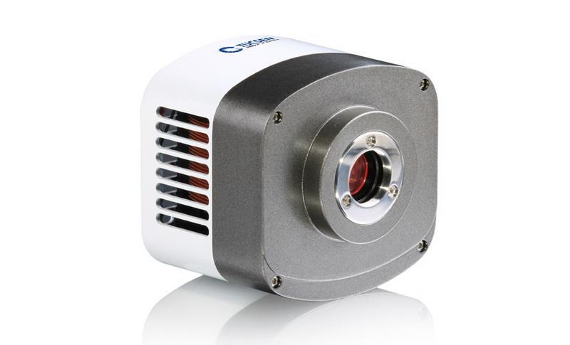 上海缔伦H-694CICE制冷化学发光荧光显微镜CCD工业相机
