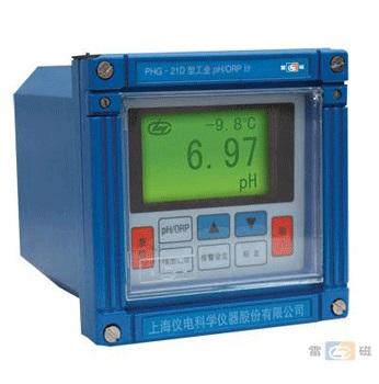 上海雷磁PHG-21D型工业pH/ORP计