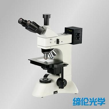 上海缔伦TL3203B正置金相显微镜