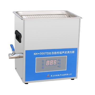 昆山禾创KH-300TDB高频数控超声波清洗机