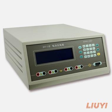 北京六一DYY-11型电脑三恒多用电泳仪