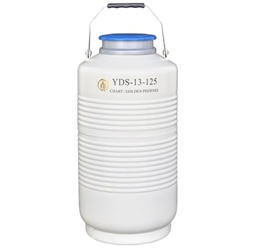成都金凤YDS-13-125液氮罐