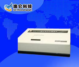 埃仑DM600型红外分光测油仪