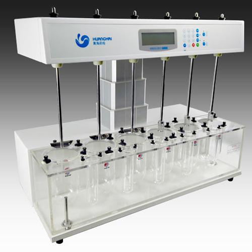 上海黄海药检RCZ-6C3药物溶出度仪(自动升降)