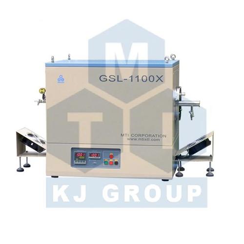 合肥科晶GSL-1100X-8.5-S(UL)大口径单温区管式炉
