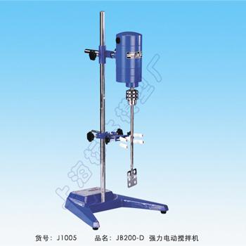 上海标本JB200-D强力电动搅拌机