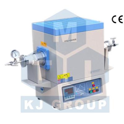 合肥科晶GSL-1400X小型管式炉