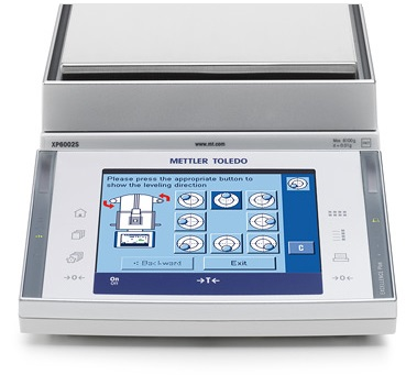 梅特勒XP4002SDR电子天平