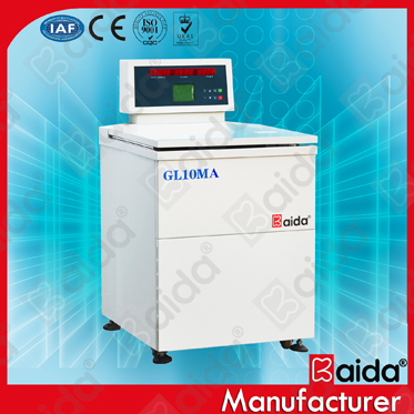湖南凯达GL10MA立式高速大容量冷冻离心机