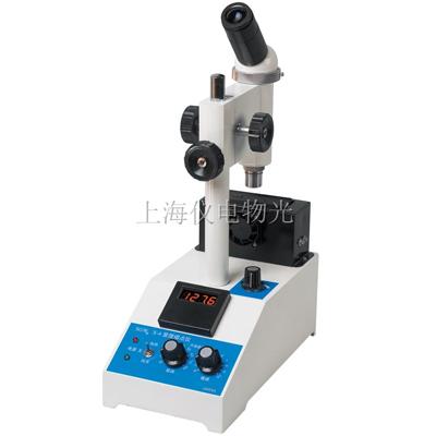 上海仪电物光SGWX-4B显微熔点仪