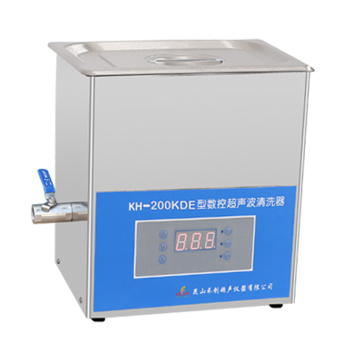 昆山禾创KH-200KDE高功率数控超声波清洗机