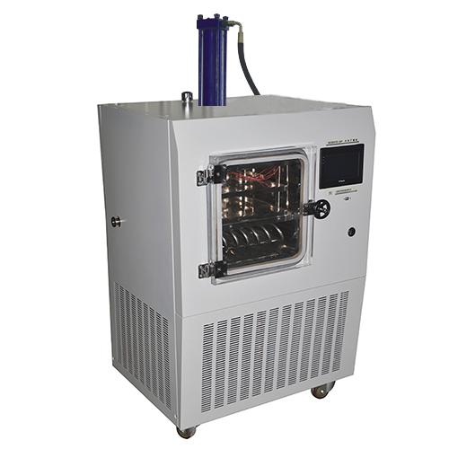 宁波新芝SCIENTZ-20F压盖型硅油加热系列冷冻干燥机