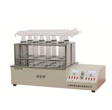 上海昕瑞KDN-12消化炉