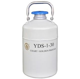成都金凤YDS-1-30液氮罐